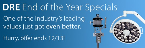 Shop our DRE Veterinary End of Year Specials