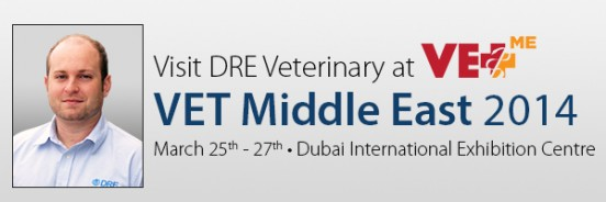 Visit Tyler in Booth S2E38 at VET Middle East