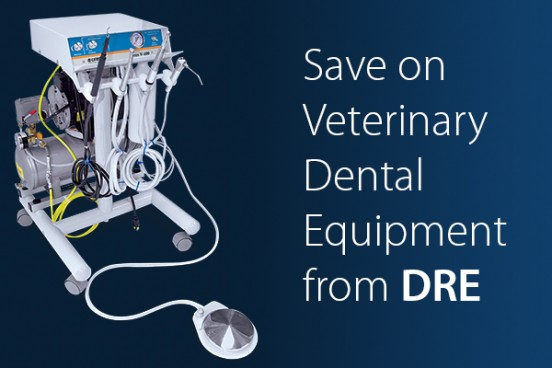 Save on Veterinary Dental Equipment from DRE